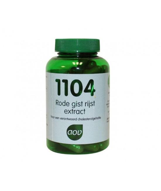 AOV 1104 Rode gist rijst extra - 90c