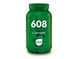 AOV 608 L-Tyrosine 500 mg Voedingssupplementen