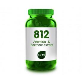 AOV 812 Artemisia- & Zoethout-extract 60c Voedingssupplementen