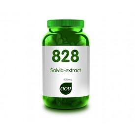 AOV 828 Salvia extract - 60 capsules Voedingssupplementen