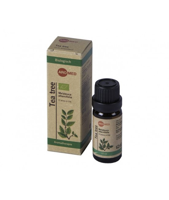 Aromed Tea tree olie bio 10 ml Producten