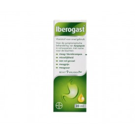 Bayer Iberogast 20 ml Phyto