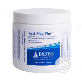 Biotics Acti-Mag Plus Magnesium Mineralen