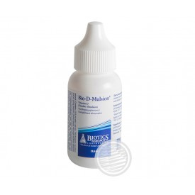 Biotics D Mulsion / Vitamine D - 29,6ml/ Vitamine D Voedingssupplementen