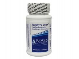 Biotics Porphyra/porfyra zyme - 90 tabl Voedingssupplementen