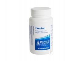 Biotics Taurine 500mg Capsules 100 capsules