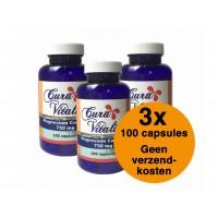 Cura Vitalis Magnesium Complex Forte 3 x 100 capsules