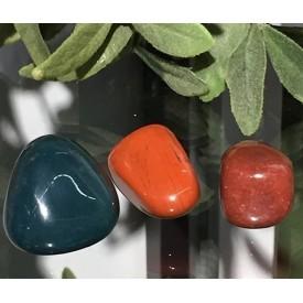 De Groene Linde - Basis Chakra - Kristallen set Overige gezondheidsproducten