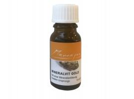 Dermavit Mineralvit Gold 10 ml - Mannayan Mineralen
