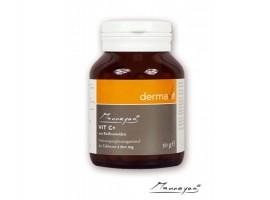 Mannayan vitamine C+ bioflavonoïden 600 mg Vitamine C tabletten