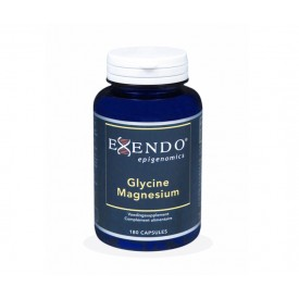 Exendo Glycine magnesium - 180 caps Voedingssupplementen