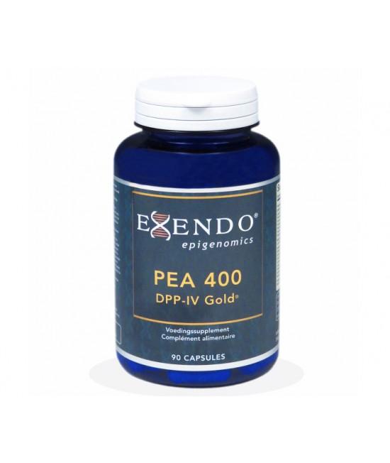 Exendo PEA 400 DPP-IV Gold ® - 90 caps