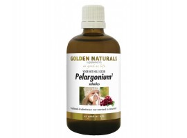 Golden Naturals Pelargonium 100 ml Phyto