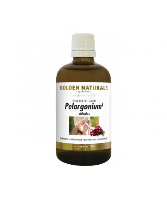 Golden Naturals Pelargonium 100 ml Phyto