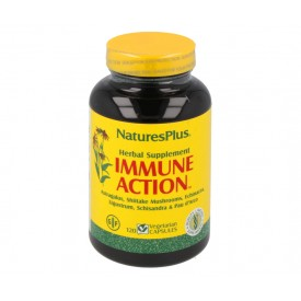Immune Action®- Nature's Plus 120 vegacaps Phyto
