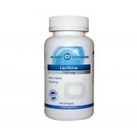 Lecithin 100 softgels Plantovitamins