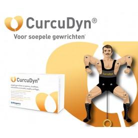 Metagenics Curcudyn 60 caps Voedingssupplementen
