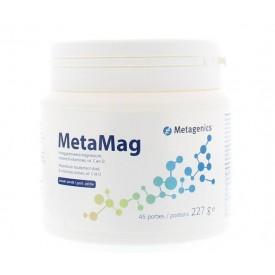 Metagenics Metamag perzik NF - 227 g Mineralen
