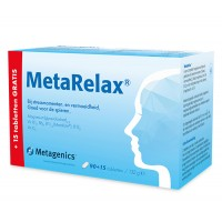 Metagenics MetaRelax® 90 tabletten + 15 GRATIS