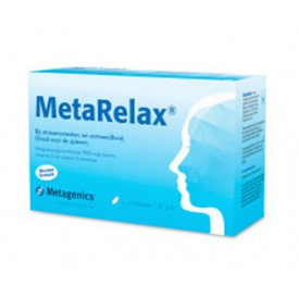 Metagenics MetaRelax 90 tabletten Magnesium