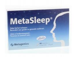 Metagenics Metasleep 30 tabletten Voedingssupplementen