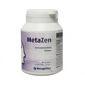 Metagenics Metazen 30t Vitamine B