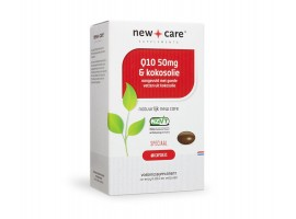 New Care - Q10 en kokosolie Voedingssupplementen