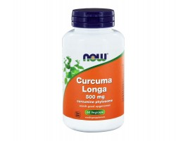 Now Curcuma Longvida Extract 400 mg, 50 Vegacaps Voedingssupplementen