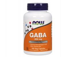 NOW GABA 500 GABA