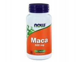 Now Maca 500mg 100 Vegicaps Voedingssupplementen