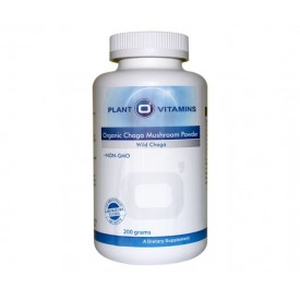 Plantovitamins Organic chaga mushroom powder 200 g Phyto