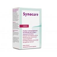 Synocare Cardio rode gist rijst q10 & chromium